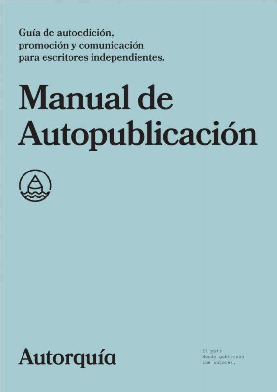 manual de autopublicación de Autoquía