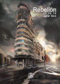 rebelión 20.06.19, portada original. Javier Miró