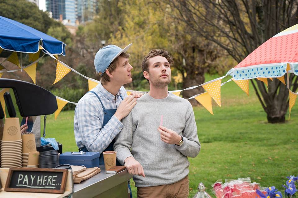 Please like me Josh & Arnold Javier Miró