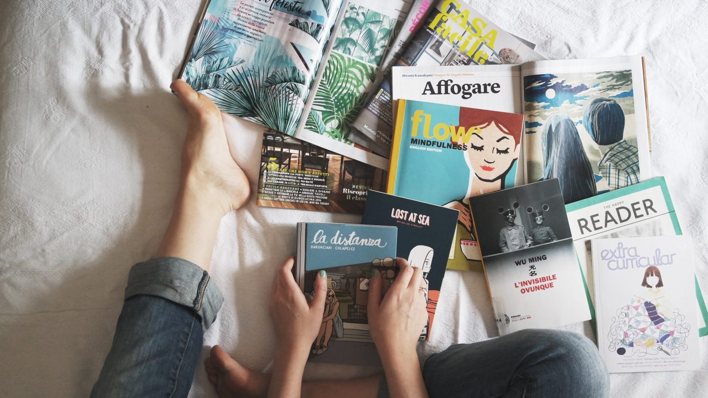 Top 10 lecturas 2018. Javier Miró