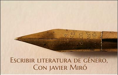 Participo en el podcast de El escritor emprendedor. Javier Miró