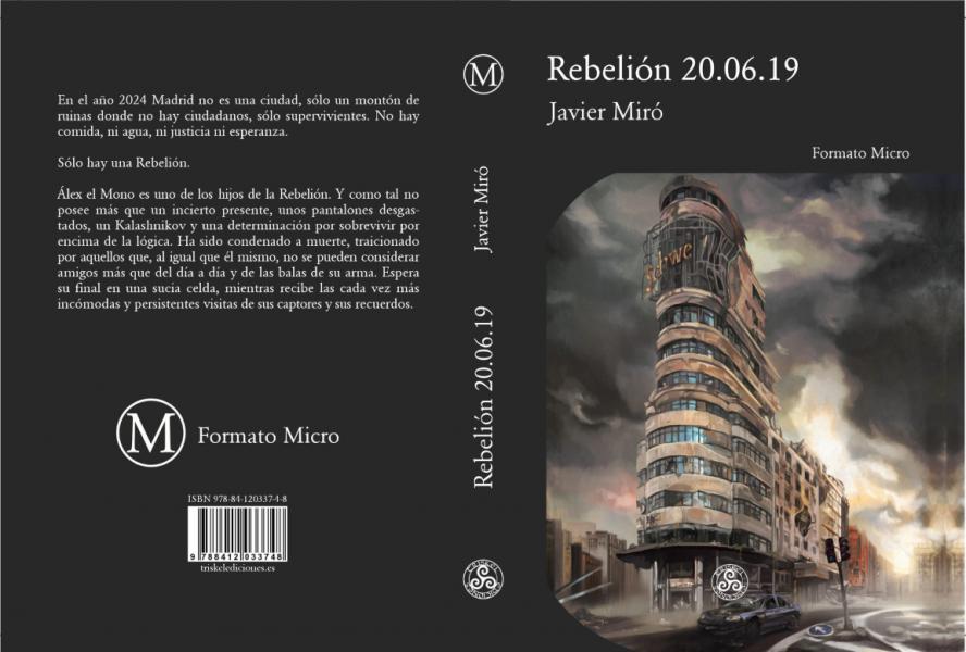 Rebelión 20.06.19 en formato bolsillo. Javier Miró