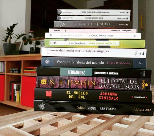 Me sumo al reto. Libros. Javier Miró