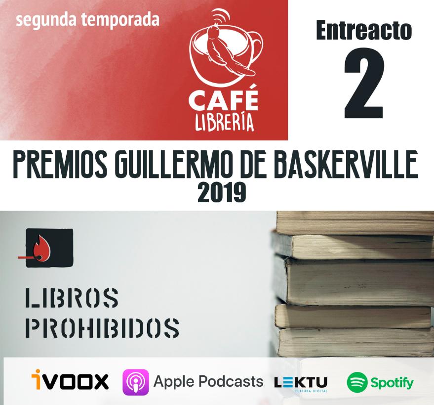 Premios Guillermo de Baskerville 2019. Javier Miró
