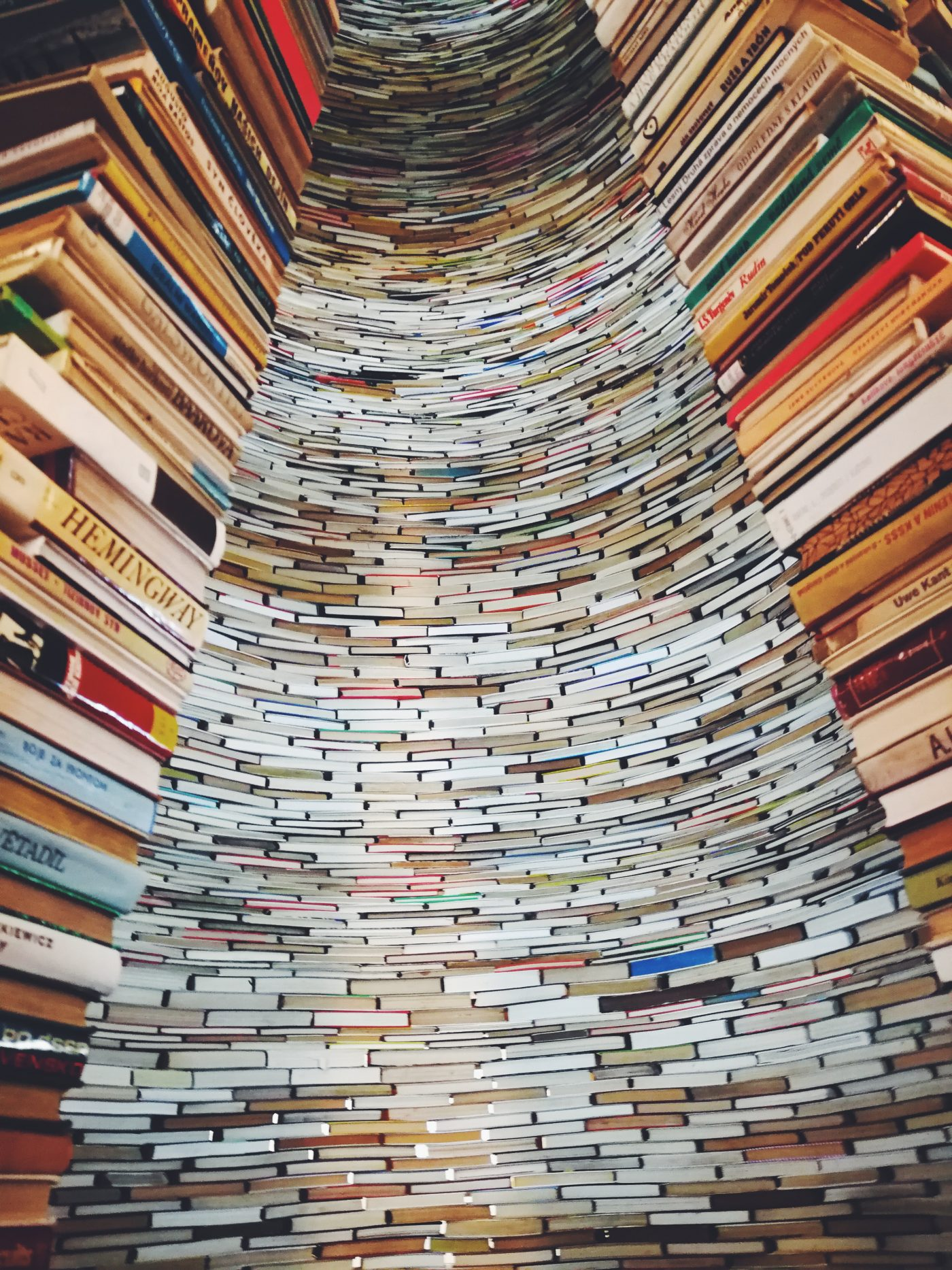 La liga de las lecturas extraordinarias. Abril 2020. Javier Miró