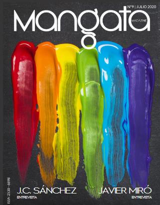 Entrevista en Mangata Magazine. Javier Miró