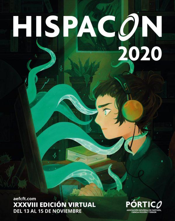 hispacón 2020. Javier Miró