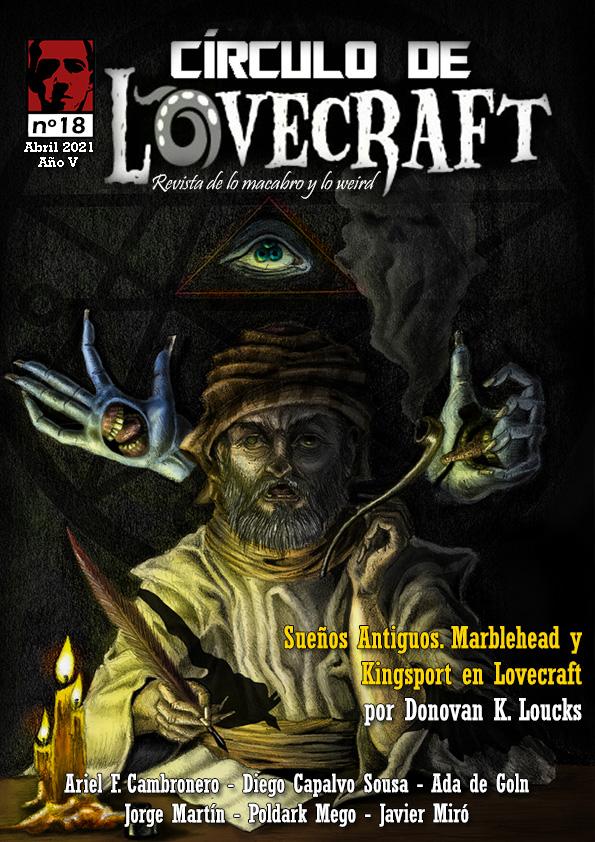 Círculo de Lovecraft. Javier Miró
